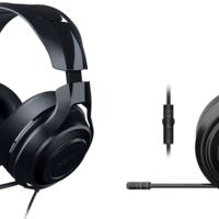 Razer presenta sus nuevos auriculares para jugones, los ManO'War 7.1