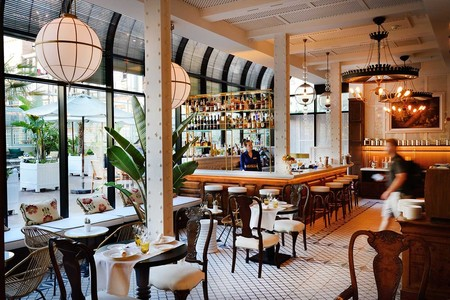 Estos 17 nuevos restaurantes causan furor en barcelona - Decoracion bares de tapas ...