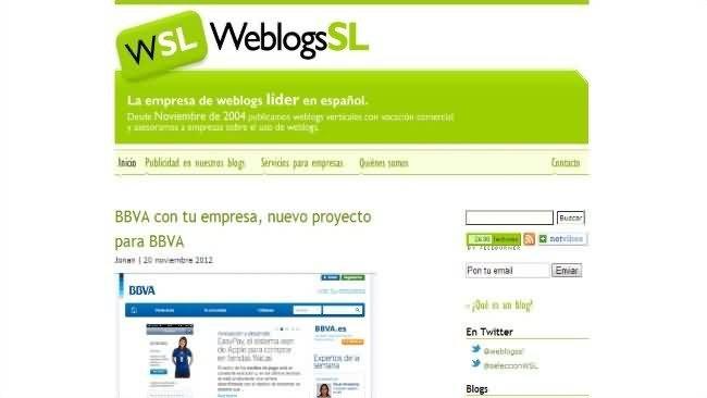 Estado y correcto funcionamiento de la web de empresa-logo