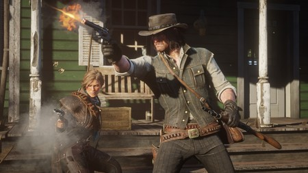 Red Dead Redemption 2 08