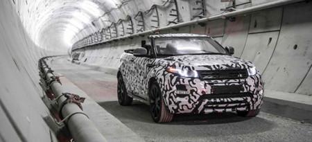 Range Rover Evoque Convertible, sí, así como lo acabas de leer