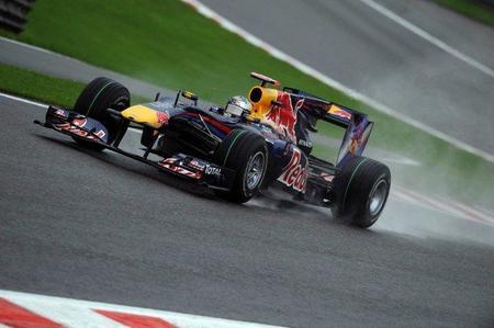 GP de Bélgica de Fórmula 1: El alerón de Red Bull pasa los test de flexibilidad