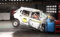 El Suzuki Maruti Swift y el Datsun Go suspenden de largo la prueba de choque de Global NCAP