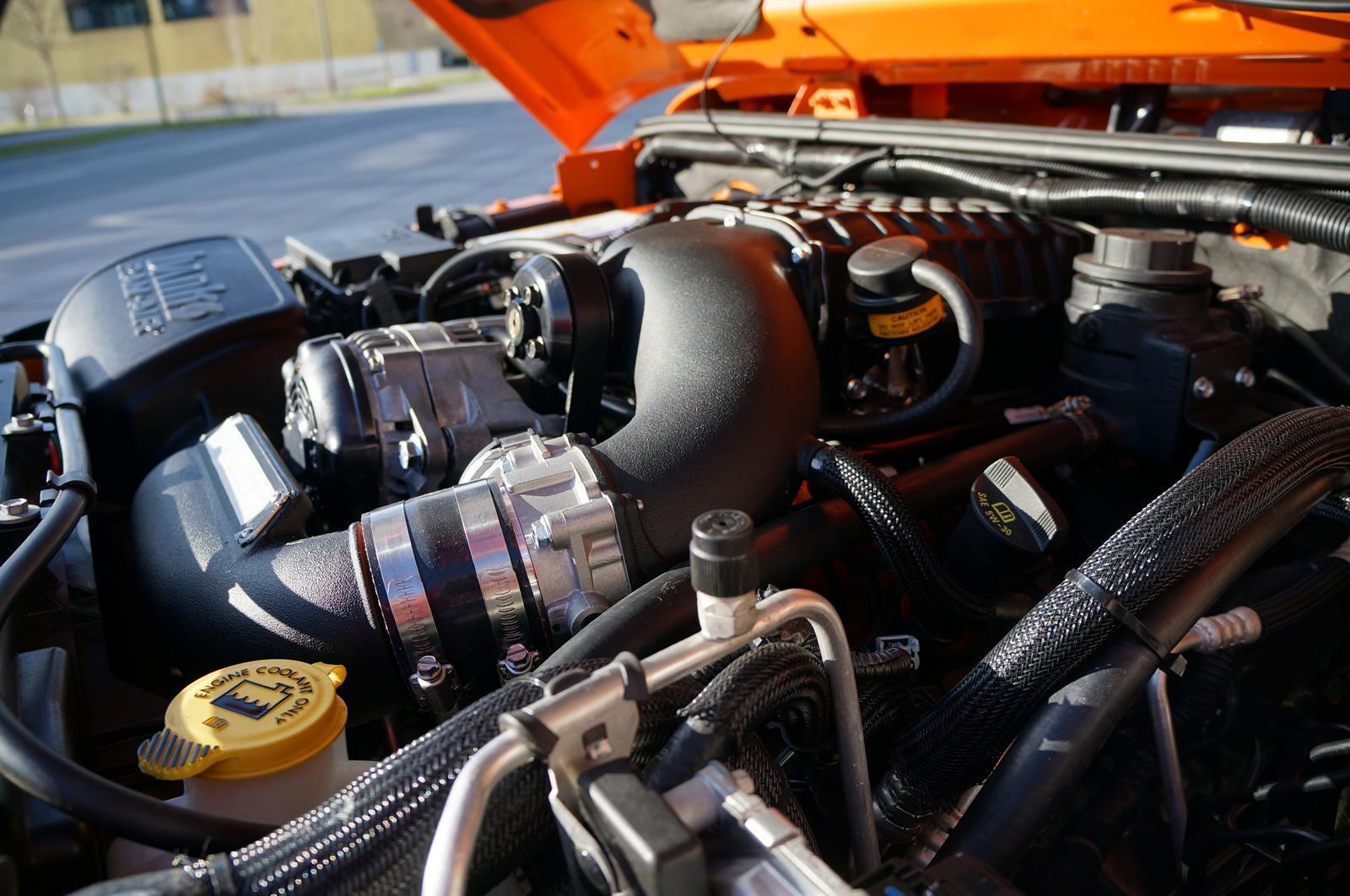 Foto de Geiger Cars Jeep Wrangler (7/9)