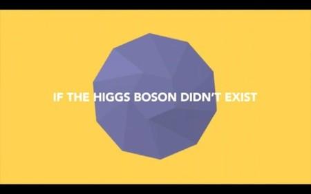 Una explicación muy visual y artística del Bosón de Higgs
