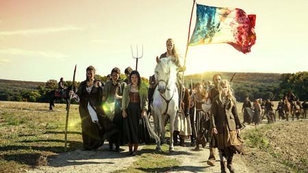 Tráiler de 'La Revolución': Netflix reimagina en clave de terror la Revolución francesa en su nueva serie