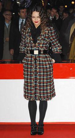 El mejor look de la semana: Vanessa Paradis de Chanel