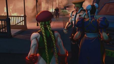 Street Fighter V detalla la actualización de julio con el modo historia y un nuevo personaje