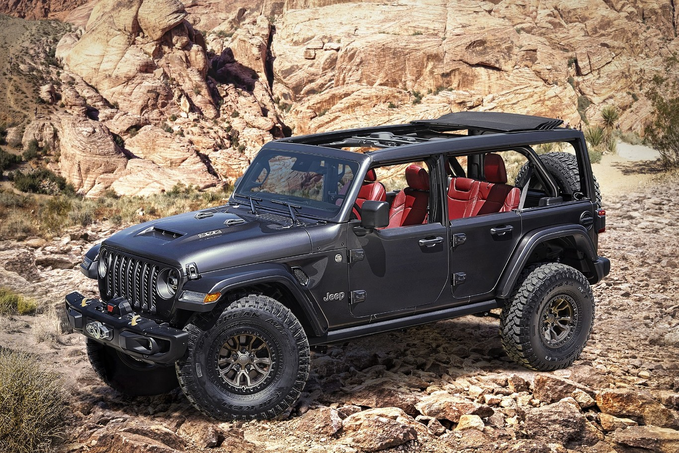 2021 Jeep Wrangler Rubicon Performance and New Engine