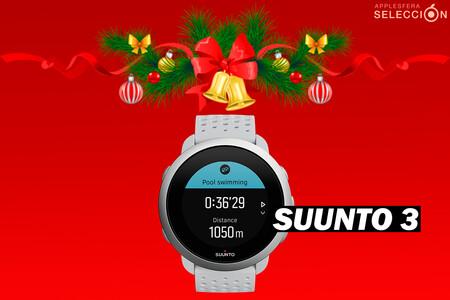 Chollazo deportivo de Navidad: el reloj Suunto 3 con seguimiento 24/7 está rebajadísimo a 127,20 euros en Amazon