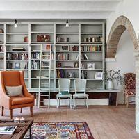 Una encantadora villa campestre italiana ideal para perderse