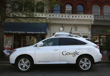 lexus google autónomo