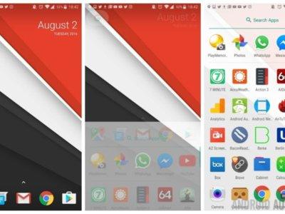 Descarga el APK del nuevo Google Nexus launcher