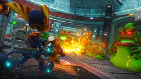 El nuevo tráiler de Ratchet & Clank  de PS4 no tiene nada que envidiar al de la película animada