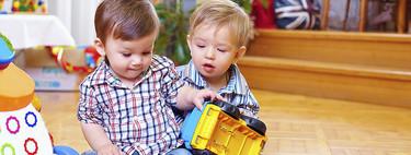 Juguetes recomendados para cada edad: niños de uno a dos años