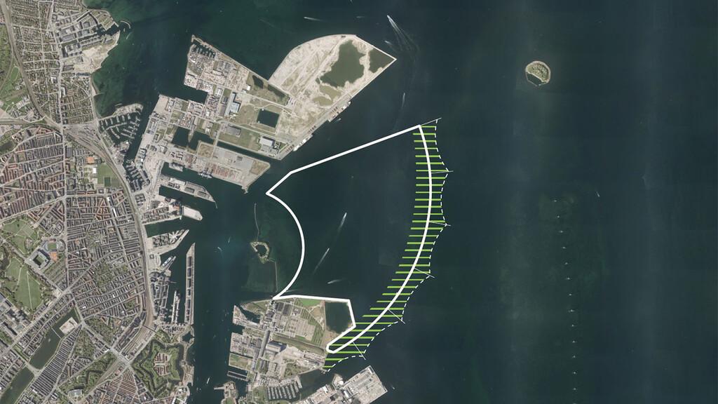 Una isla artificial para 35.000 personas: el polémico proyecto aprobado en Dinamarca cuya construcción necesita 50 años