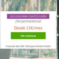 Movistar sube el coste de alta de Internet en la segunda residencia a 50 euros