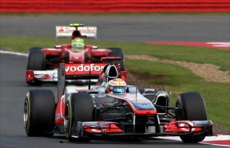 GP de Gran Bretaña F1 2011: vídeo del espectacular mano a mano entre Felipe Massa y Lewis Hamilton en las últimas curvas