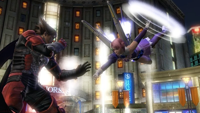 Tekken 6: Bloodline Rebellion - Calidad alta