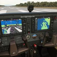 Si tu PC no puede con Microsoft Flight Simulator 2020, tu navegador sí te dejará jugar a la nostálgica versión de los 80