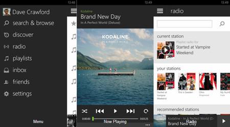 Spotify anuncia dos actualizaciones para su aplicación de Windows Phone