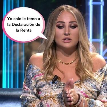 """Rocío Flores revela cómo se encuentra horas antes de la entrevista de su madre, Rocío Carrasco: """"No tengo miedo a nada"""""""