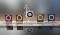 El iPod Shuffle empieza a escasear tanto en tiendas como en la web oficial