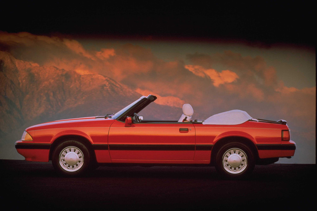 Foto de Ford Mustang: generación 1979-1993 (33/39)