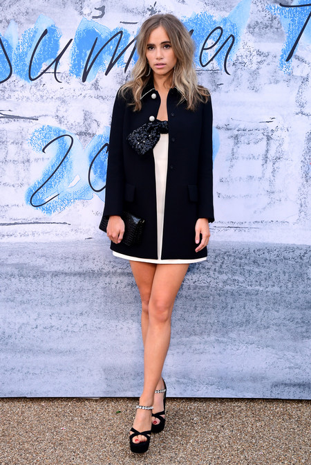 Suki Waterhouse serpentine