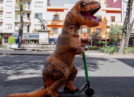 Grin es ya el primer servicio de scooters en aceptar Oxxo Pay a pesar de no tener permiso para operar en Ciudad de México