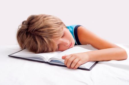Niños con problemas de sueño