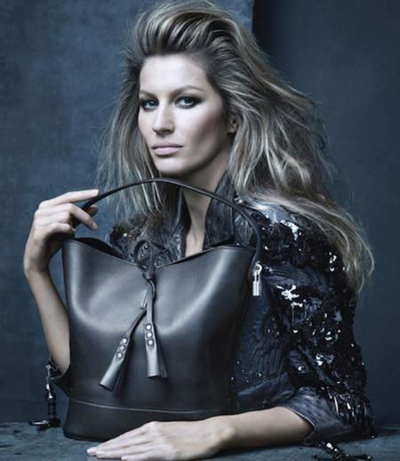 Gisele Bündchen se despide de Marc Jacobs desde la campaña de Louis Vuitton