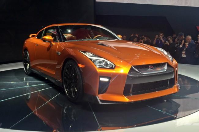 El Nissan GT-R llega a Nueva York más potente y más Godzilla que nunca