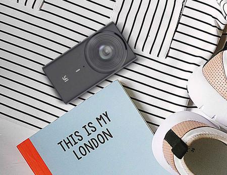Yi 360 VR, una cámara de realidad virtual 360º 4K en tamaño de bolsillo, fácil de usar y a buen precio