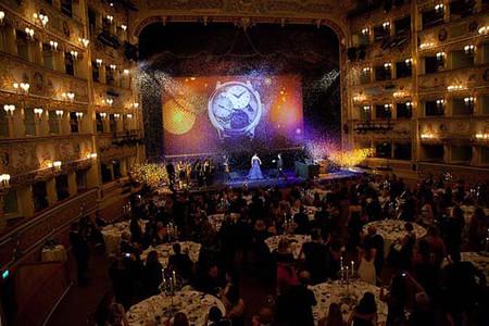 Jaeger-LeCoultre celebra su 180 aniversario en Venecia