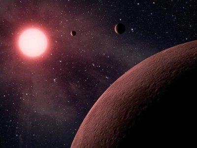 Se podría haber detectado la primera luna fuera del sistema solar