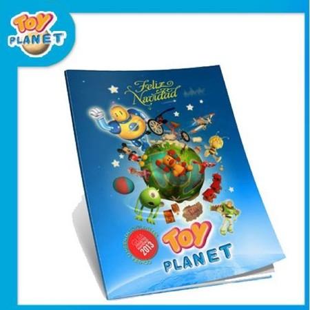 El catálogo de juguetes de Navidad 2013 de Toy Planet
