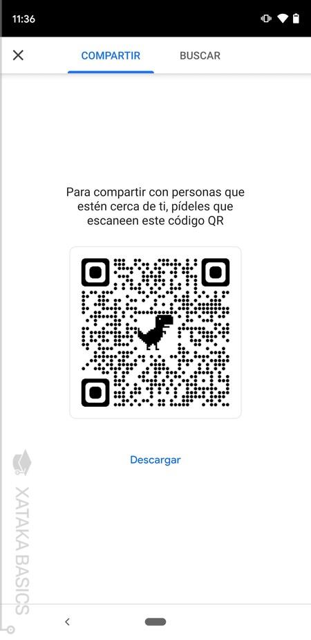 Codigo Qr Compartir