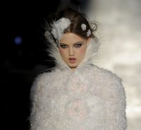 Chanel Alta Costura Otoño-Invierno 2012/2013, entre la sofisticación y el romanticismo