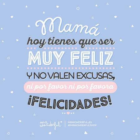 Mr Wonderful Dia De La Madre