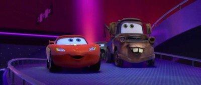 'Cars 2', ex-ce-len-te