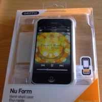 Nu Form de Griffin, funda para iPhone 3G, a fondo