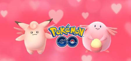 San Valentín teñirá de rosa Pokémon GO