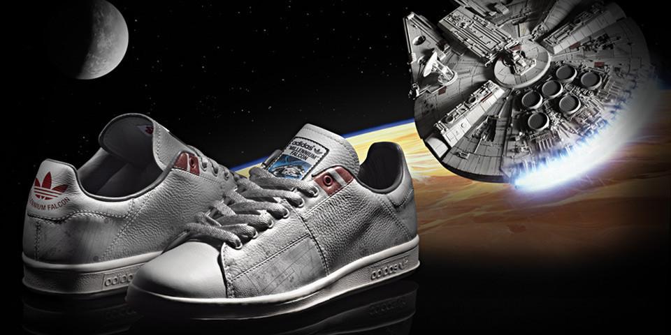 Foto de Adidas y Star Wars, la colaboración más espacial de 2010 (5/15)