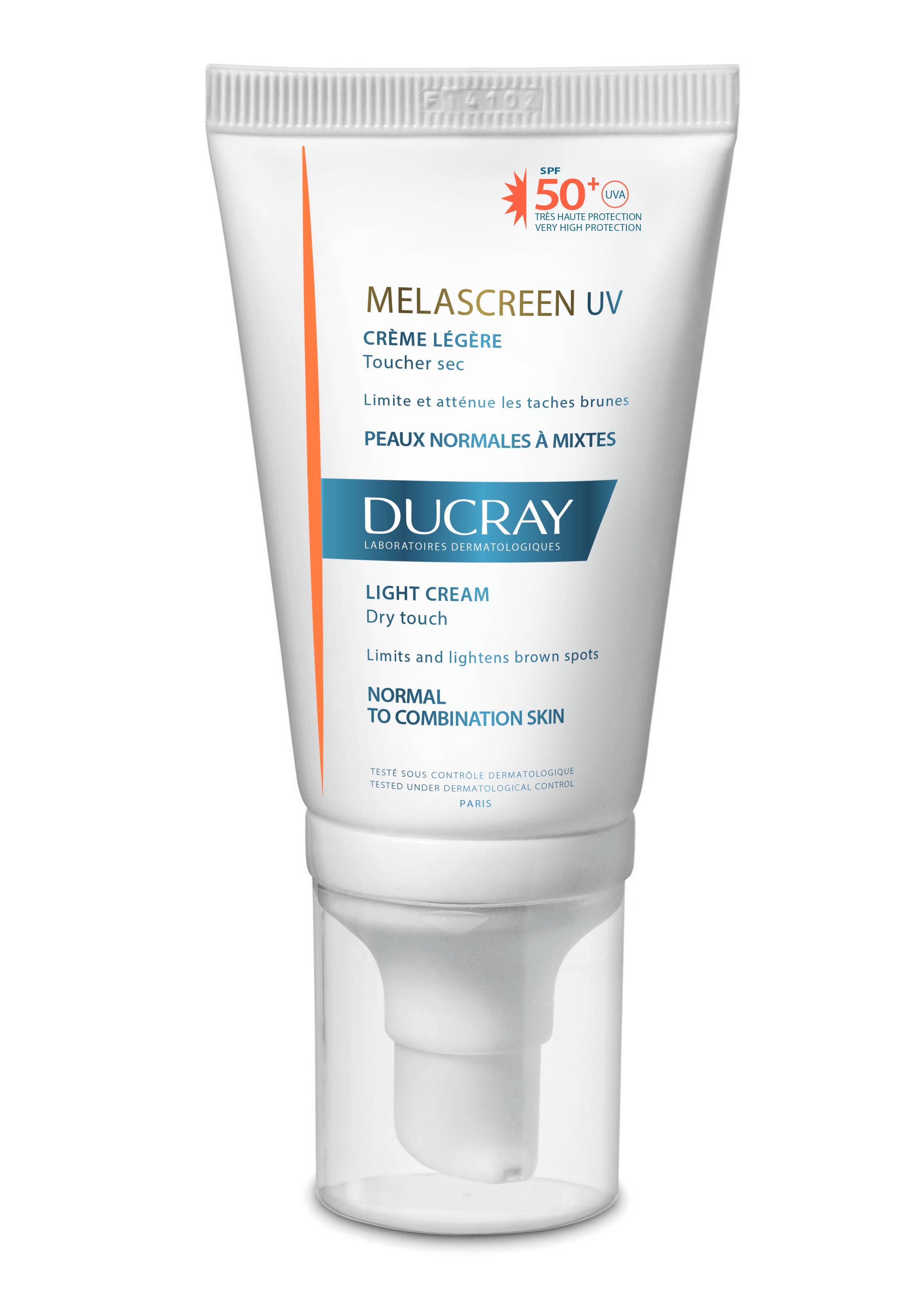 Crema Ligera Melascreen UV 50 Ducray