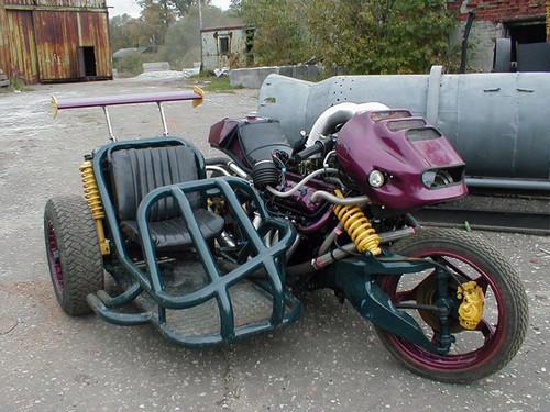 Foto de Ghost Rider a la rusa (8/10)