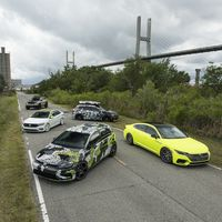SOWO: el Wörthersee estadounidense también preparó cinco Volkswagen únicos
