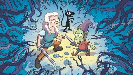 '(Des)encanto': el potencial del Matt Groening más melancólico y reflexivo