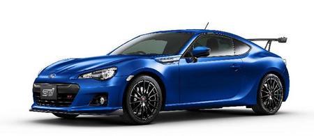 Subaru BRZ tS, sólo para Japón