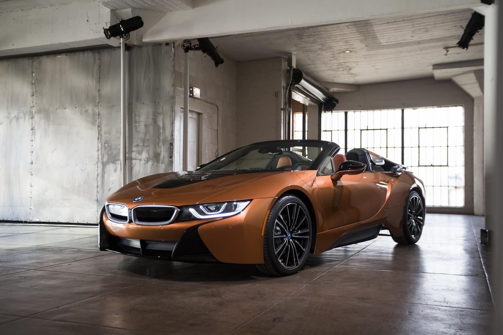 Foto de BMW i8 Roadster (primeras impresiones) (1/30)